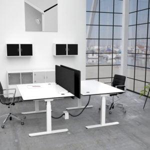 Höhenverstellbare Schreibtische